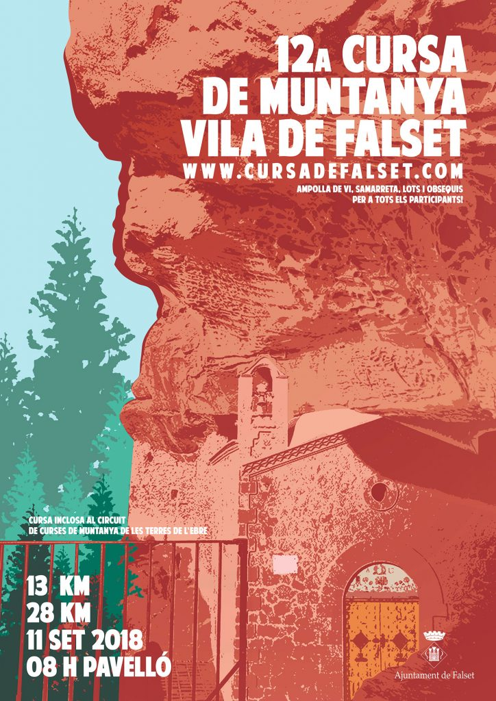 CArtell 12 Cursa de Muntanya Vila de Falset